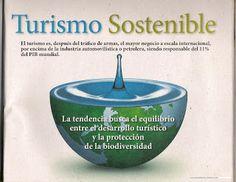 EL TURISMO SOSTENIBLE Y RESPONSABILIDAD SOCIAL: TURISMO SOSTENIBLE Y RESPONSABILIDAD SOCIAL