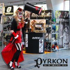Pyrkon 2015 za nami. Zobaczcie na naszym blogu kilka ujęć z tego fantastycznego festiwalu: http://menosfera.com/?p=6988