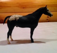 1990-Special-Run-Sears-Black-Appaloosa-Performance-Horse-Breyer