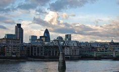The Milliennium Bridge, London, Photo of London - IgoUgo