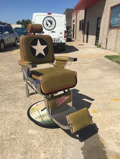 Barber Ybor : series chair limited series tiger shark barbers forward barber ...