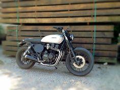 Honda CB650 NightHawk Brat