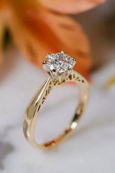 30 Utterly Gorgeous Engagement Ring Ideas ❤️ See more: http://www.weddingforward.com/engagement-ring-inspiration/ #wedding #engagementrings #ringsideas