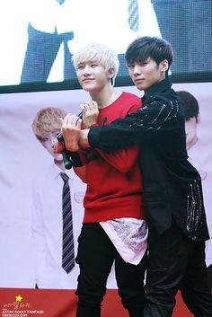 [14.11.15] Meet U Project - JinJin e Rocky