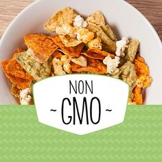 We like our snacks to be #NonGMO. #FITPopcornChips #Chips #PopcornIndiana #GMO #popcorn