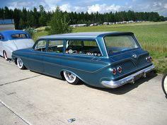 61 Impala Wagon