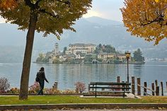 Lake Como, Italy   I've been their before but want to go with my husband.  It is such a romantic beautiful place.