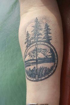 Rose Gold's in San Francisco CA hooked me up with Ben Matthews! Encompassed in this piece is the view of North Lake Tahoe.