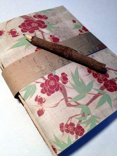Cherry Blossom Notebook Gift Set