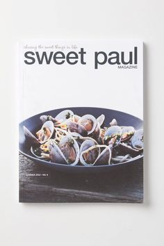 ++ sweet paul