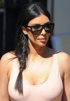 ... - Kim Kardashian Style