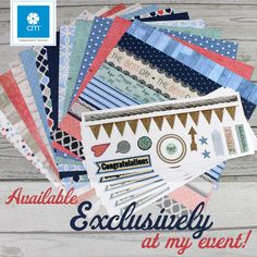 Join my event 4/30/16 at 1pm est. go to #youtube to view live #nsd #nsd2016 #creativememories #scrapbooking