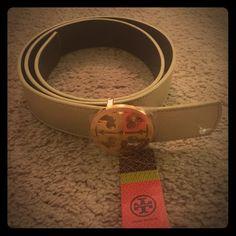 Women's Tory Burch belt NWT size Large Women's BNWT Tory Burch belt size L Tory Burch Accessories Belts
