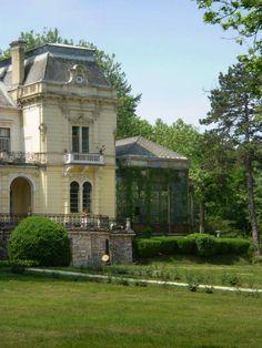 Tóalmás, Andrássy-kastély My Fantasy World, Homeland, Hungary, Castles, Abandoned, Buildings, Exterior, House Design, Mansions