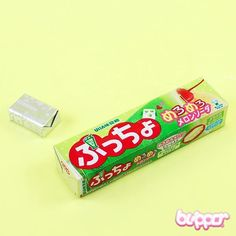 Puccho Chewy Candy (melon soda)