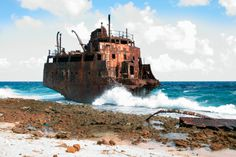 Abandoned Ship Lost | Forgotten | Abandoned | Displaced | Decayed | Neglected | Discarded | Disrepair |