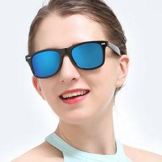 Designer Driving Mirror Coating Sun Glasses