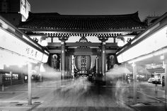 Ghosts of Asakusa. #asakusa #tokyo #japan 2015. #street #pierrepichot #fineart #print #monochrome #urban #blackandwhite #streetphotography #voidtokyo #longexposure #travel #ig_japan #ig_tokyo #streetphotographers #bnw_legit #worldstreetfeature #bnw_rose #bnw_demand #SPiCollective #everybody_street #streetphotoawards #bnw_planet #streetphoto_bw #silvermag #friendsinBnW #ig_travel #sensoji