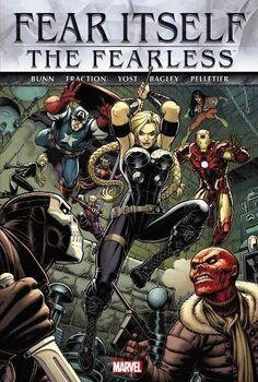 Fear Itself: The Fearless HC