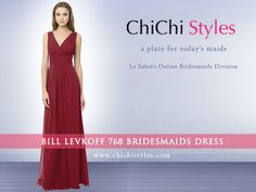 Real Bride's Pick of the Week: Bill Levkoff 768 Bridesmaids Style Cranberry Bridesmaid Dresses, Bill Levkoff Bridesmaid Dresses, Wedding Bridesmaid Dresses, Plymouth Michigan, Changing Leaves, White Fence, Countryside Wedding, Apple Tree, Rustic Barn