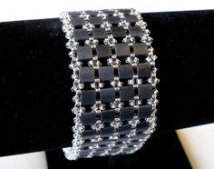 Tila bead cuff