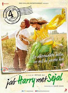 Shah Rukh Khan & Anushka Sharma's New Posters Of Jab Harry Met Sejal Are Vivid & Vibrant