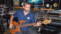 Tool's Justin Chancellor Gives an Inside Look at the Band's Next Album