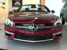 Mercedes-Benz convertible AMG