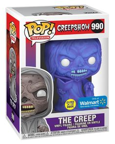 Funko Pop Creepshow brings scary tales to vinyl as part of the Pop! Television line. The series includes vinyl figures for The Creep, Genie and Scarecrow. Scary Tales, Pop Vinyl Figures, Funko Pop Vinyl, Gallery