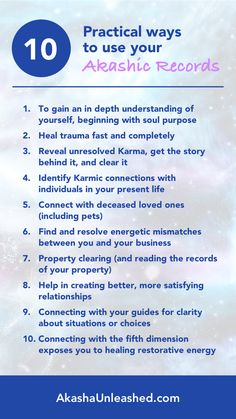 Akashic Records — Ten practical uses. Discover how to put your Records to work for you. Create more abundance, success, and joy. Spiritual Enlightenment, Spiritual Wisdom, Spiritual Awakening, Spiritual Metaphysics, Spiritual Guidance, Psychic Development, Spiritual Development, Akashic Records, Spirit Science