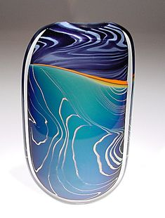 Creative Mind Discover Creative Art & Design: Peter Layton the top ranked art-glass artist............