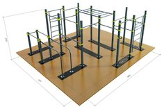 street workout equipment - Buscar con Google