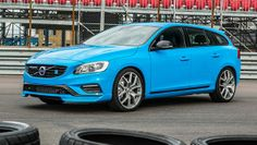 Exclusive first drive: Volvo V60 Polestar - BBC Top Gear