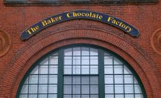 chocolate factory  dorchester, ma | Boston Coasters - Functional Gifts & Accessories from a juried art ... Bakers Chocolate, Chocolate Factory, Close To Home, Food Industry, Massachusetts, Boston, Coasters, Artists, Foods