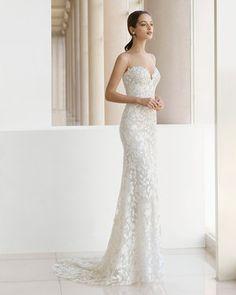 407509aff KAYL Perfect Wedding Dress, Wedding Dress Styles, Wedding Gowns, Lace  Wedding, W