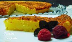 Pecados no prato: Tarte de iogurte tipo queijada e sem base