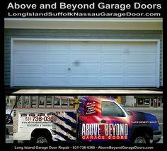 Garage Door Parts, Garage Door Repair, Commercial Garage Doors, Nassau County, Long Island Ny, Aluminium Doors, Starter Home, Disaster Preparedness, Above And Beyond
