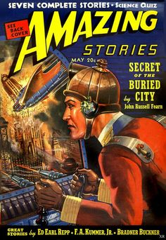 Amazing Stories cover