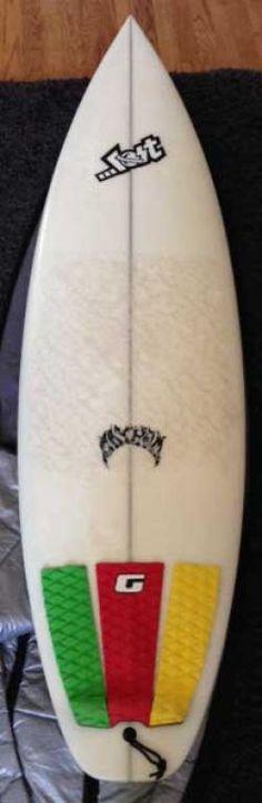 Used Lost Speed Demon II Shortboard - 6'