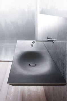 Vasque minérale