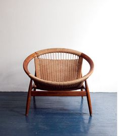 Illum Wikkelso Ringstol chair