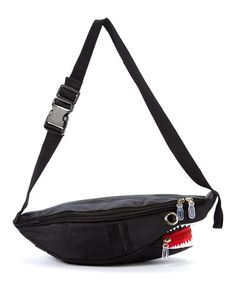 Another great find on #zulily! Black Shark Fanny Pack #zulilyfinds