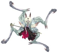 Mammon - Bravely Defaul For The Sequel / Final Fantasy: The 4 Heroes Of Light