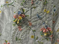 Robe a la francaise ca. 1775