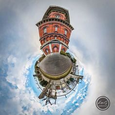 New Zealand, Invercargill, Water Tower