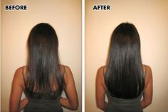 """18"""" Yaki Weave - Indian Remy Hair Extension - 1B"""