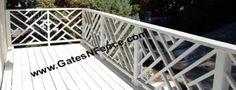decorative aluminum rail pictures | Balcony Railing- Modern Set