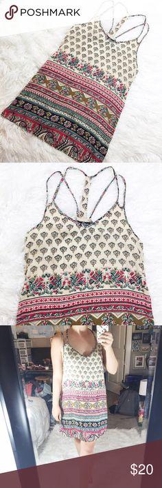 Spotted while shopping on Poshmark: Angie boho dress 🐘! #poshmark #fashion #shopping #style #Angie #Dresses & Skirts