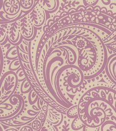 Upholstery Fabric-Waverly Easy Breezy/WisteriaUpholstery Fabric-Waverly Easy Breezy/Wisteria,