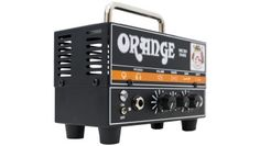 Orange Micro Dark: Winziges Hybrid-Topteil - http://www.delamar.de/musik-equipment/orange-micro-dark-30786/?utm_source=Pinterest&utm_medium=post-id%2B30786&utm_campaign=autopost